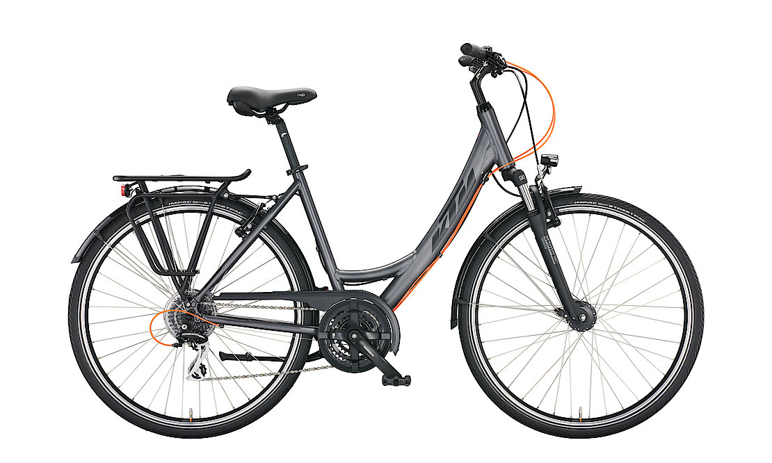 KTM on-road / trekking LIFE JOY  Biciclete