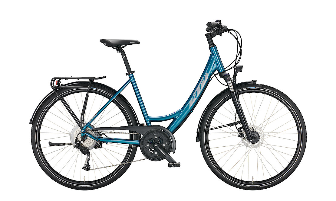 KTM on-road / trekking LIFE SPACE  Biciclete
