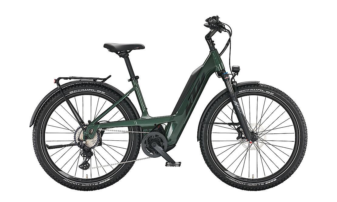 KTM MTB Hardtail MACINA AERA 671 LFC  PTS Biciclete electrice