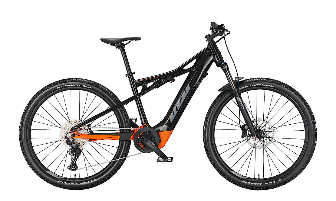 KTM MTB Fully MACINA CHACANA 591 Biciclete electrice