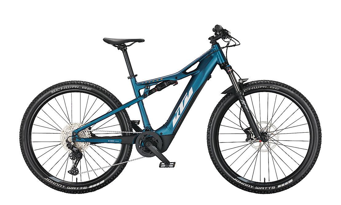 KTM MTB Fully MACINA CHACANA 691 Biciclete electrice