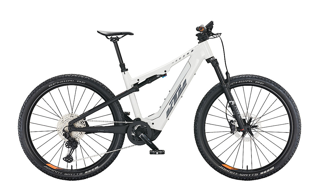 KTM MTB Fully MACINA CHACANA 791 Biciclete electrice
