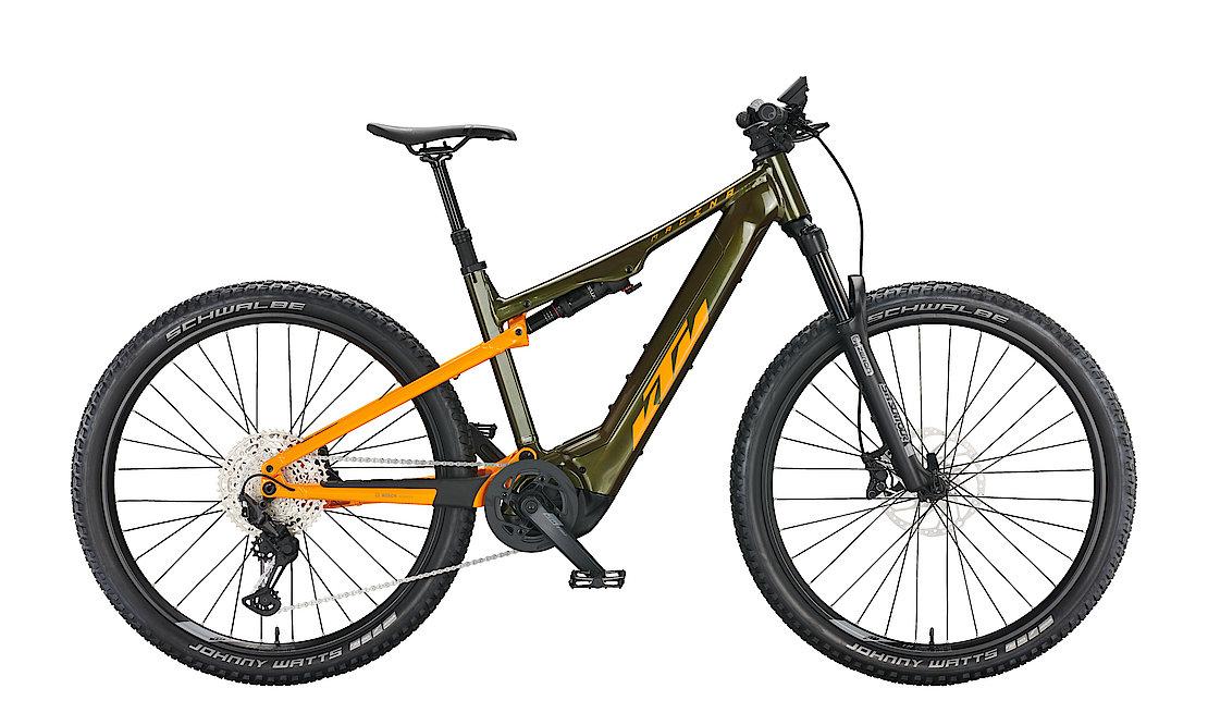 KTM MTB Fully MACINA CHACANA 792 Biciclete electrice