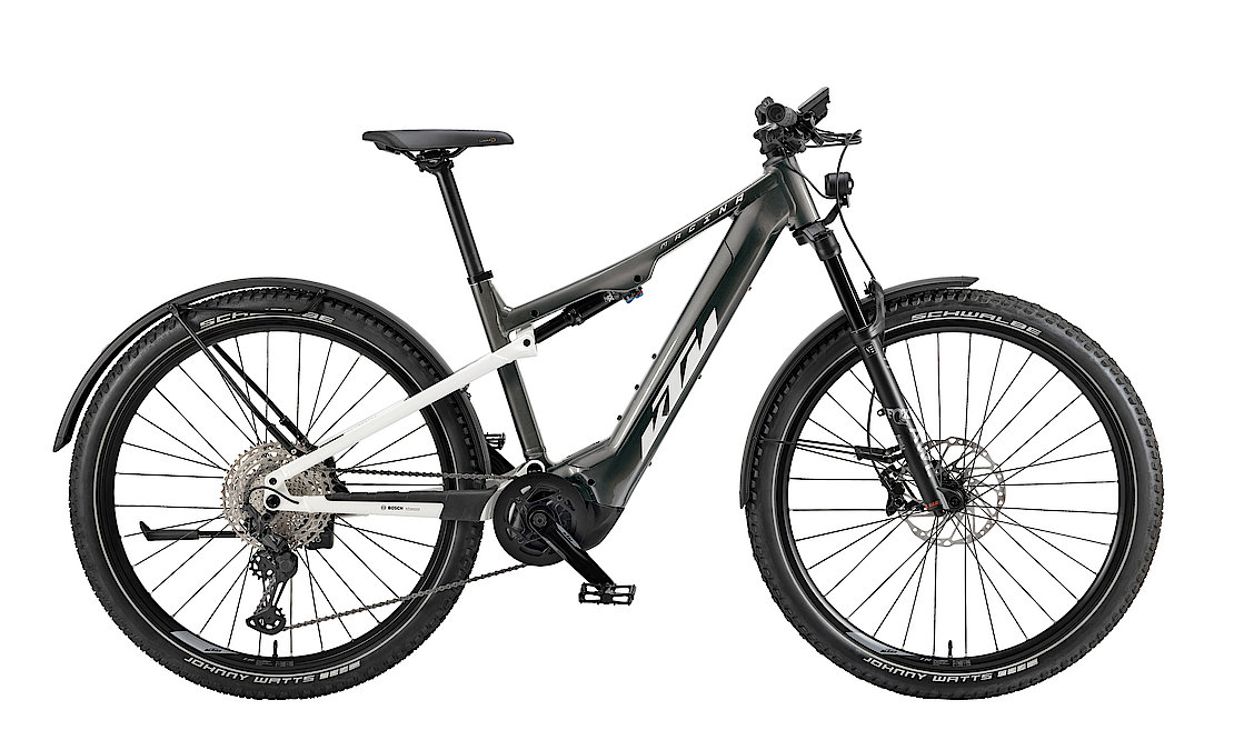 KTM MTB Fully MACINA CHACANA LFC Biciclete electrice