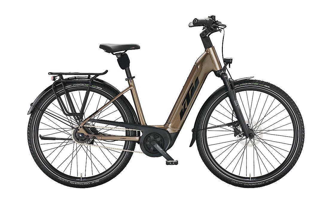 KTM city MACINA CITY P610 Biciclete electrice