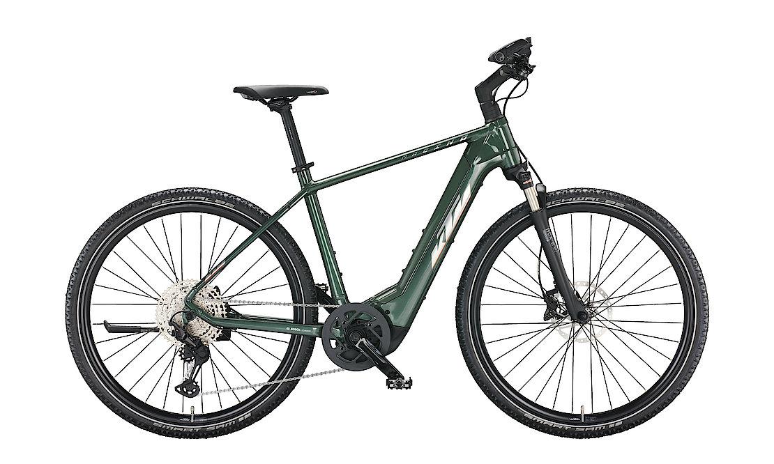Biciclete electrice KTM off-road / ybrid