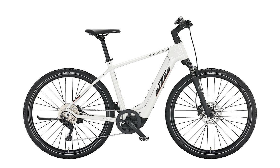KTM off-road / ybrid MACINA CROSS 720 Biciclete electrice