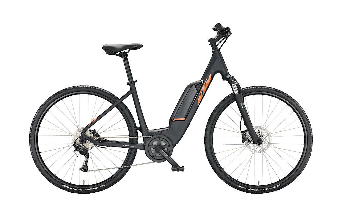 KTM off-road / ybrid MACINA CROSS A410 Biciclete electrice