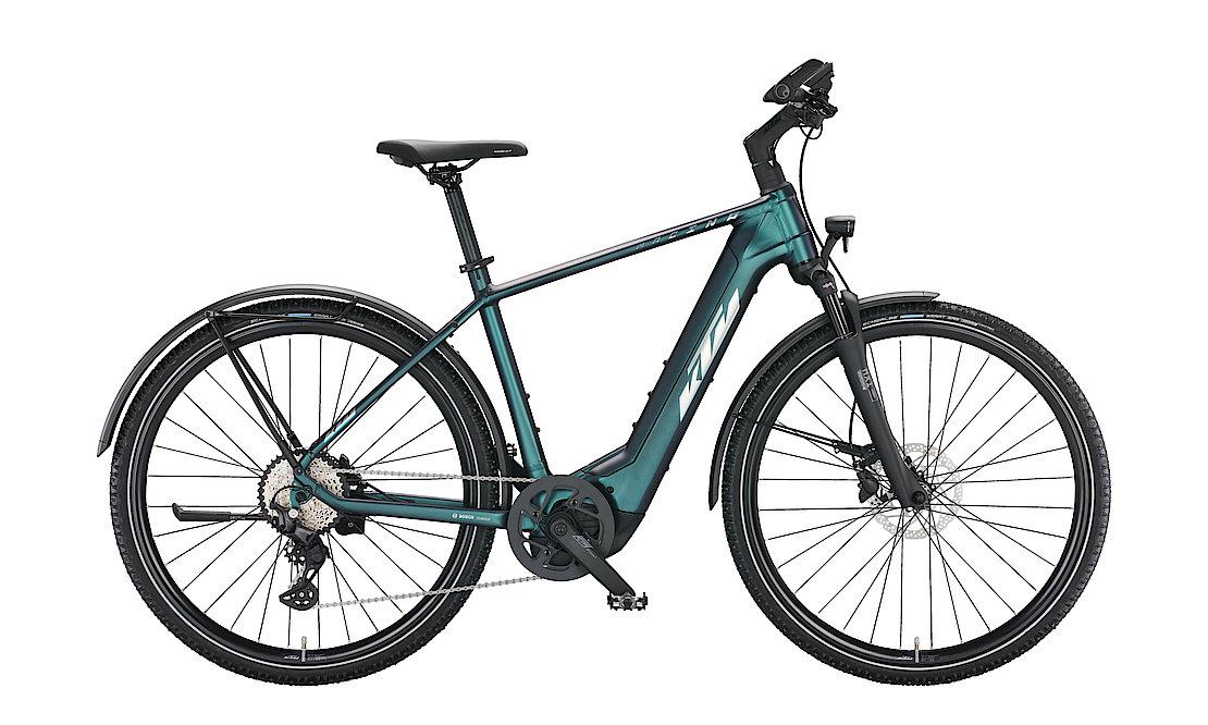 KTM off-road / ybrid MACINA CROSS LFC Biciclete electrice