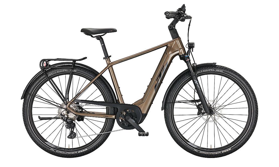 Biciclete electrice KTM city
