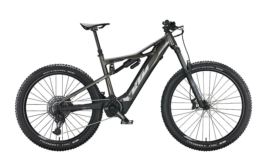 KTM MTB Fully MACINA KAPOHO 6971 Biciclete electrice