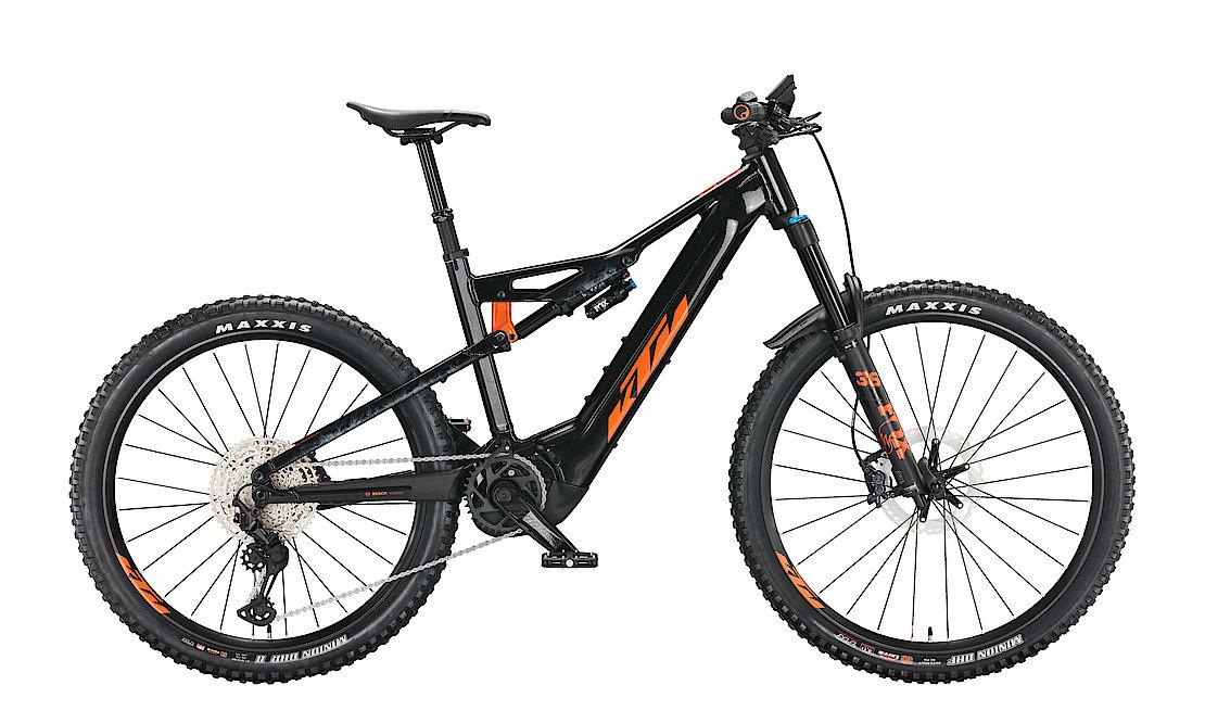 KTM MTB Fully MACINA KAPOHO 7971 Biciclete electrice