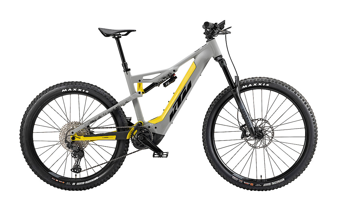 KTM MTB Fully MACINA KAPOHO 7972 Biciclete electrice