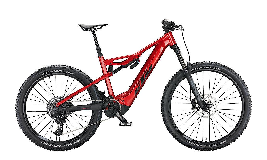 KTM MTB Fully MACINA KAPOHO 7973 Biciclete electrice