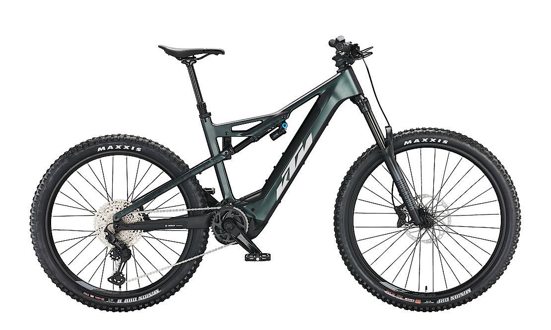 KTM MTB Fully MACINA KAPOHO ELITE Biciclete electrice