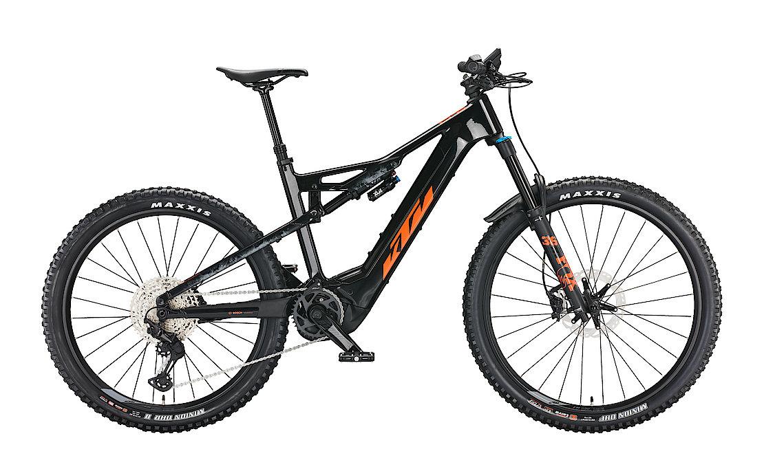 KTM MTB Fully MACINA KAPOHO MASTER Biciclete electrice
