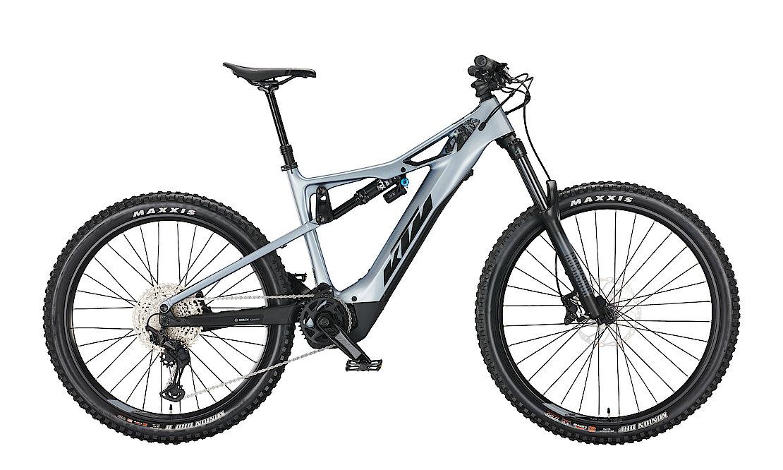 KTM MTB Fully MACINA KAPOHO PRO Biciclete electrice