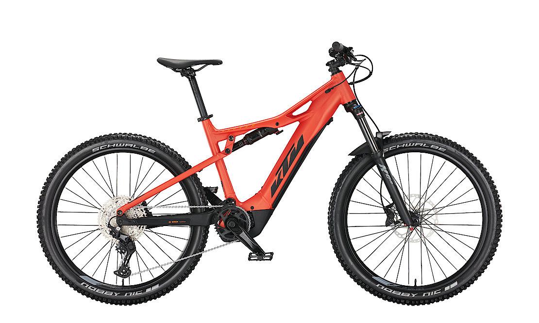 KTM MTB Fully MACINA LYCAN 671 Biciclete electrice