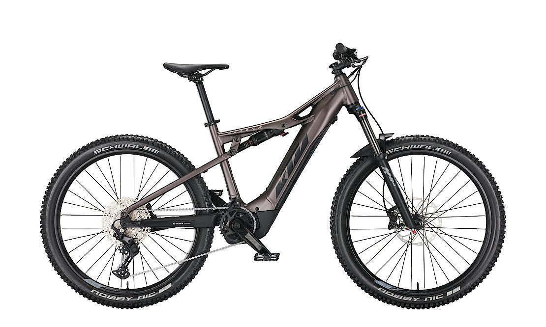KTM MTB Fully MACINA LYCAN 671 GLORIOUS Biciclete electrice