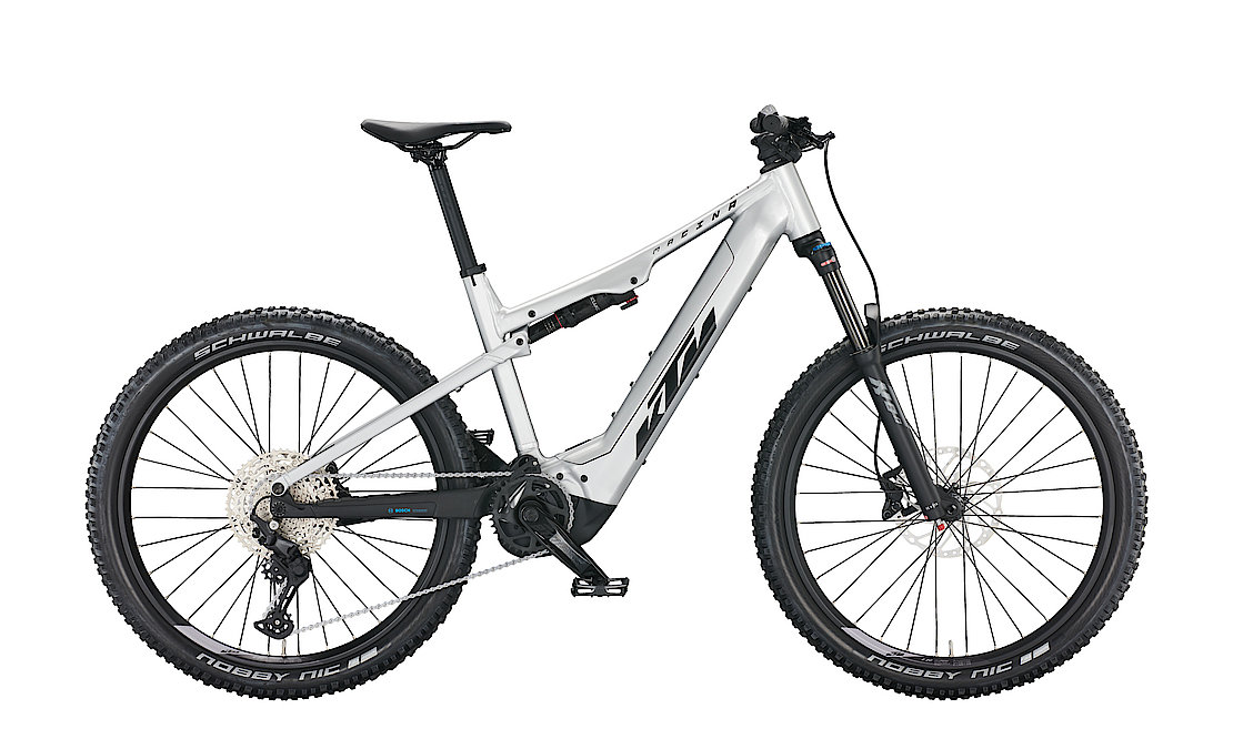 KTM MTB Fully MACINA LYCAN 772 Biciclete electrice