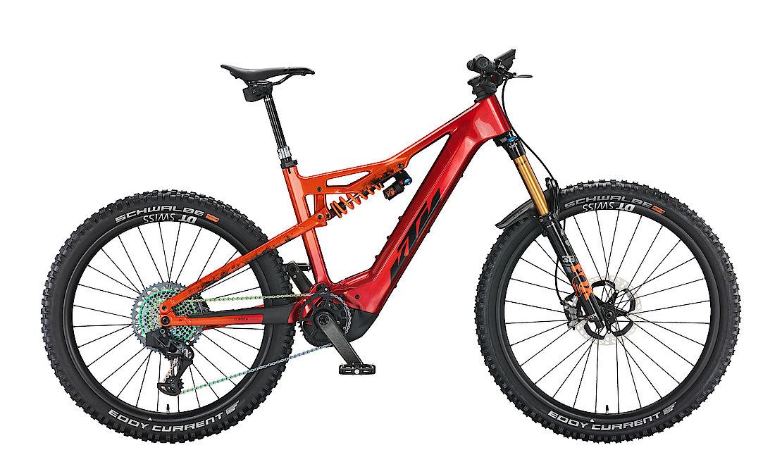 Biciclete electrice KTM MTB Fully