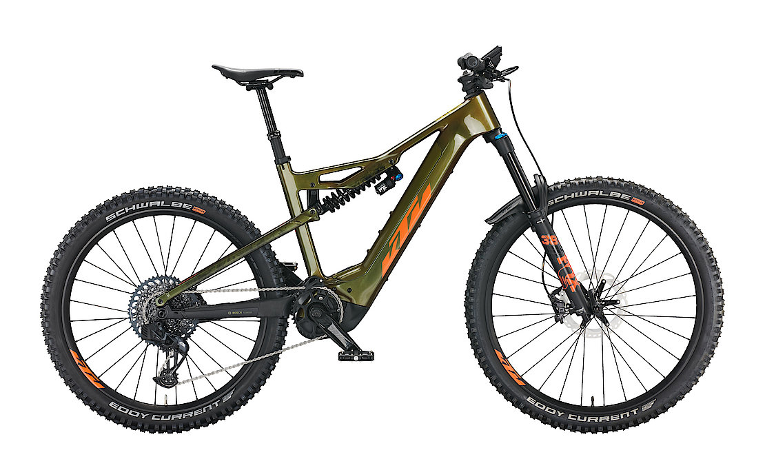 KTM MTB Fully MACINA PROWLER PRESTIGE Biciclete electrice