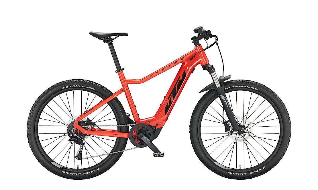 KTM MTB Hardtail MACINA RACE 572 Biciclete electrice