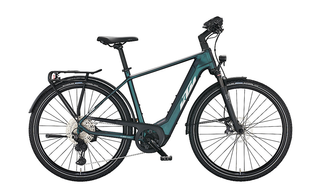 Biciclete electrice KTM on-road / trekking