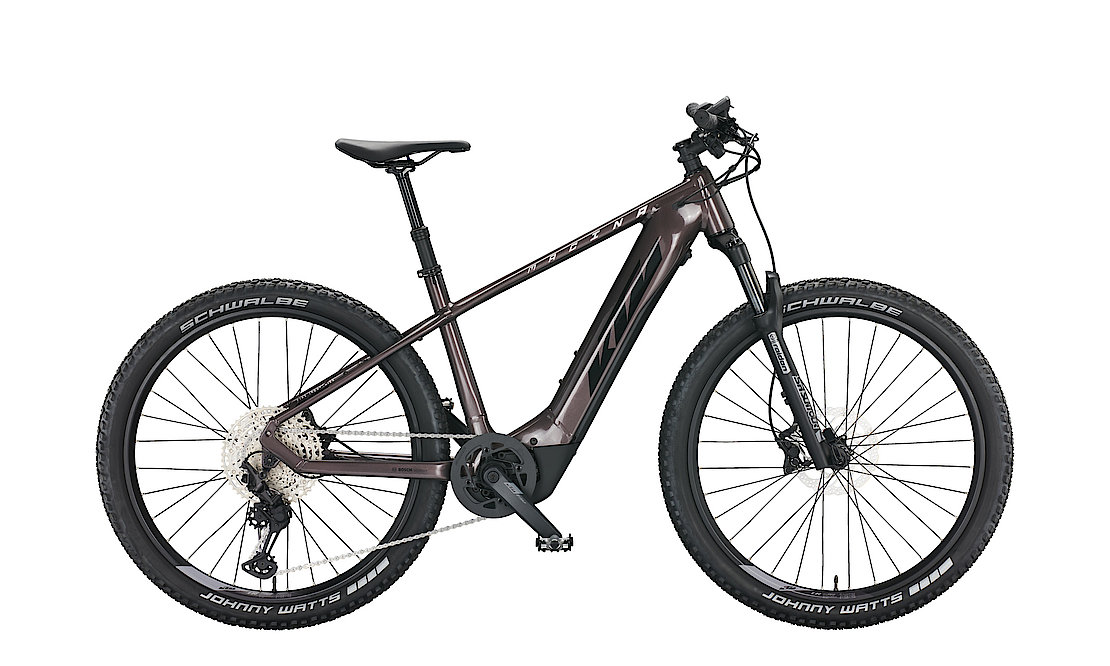KTM MTB Hardtail MACINA TEAM 672 GLORIOUS Biciclete electrice