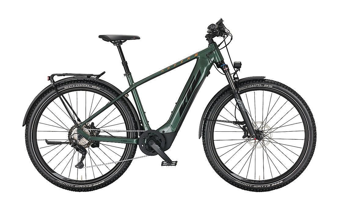 KTM MTB Hardtail MACINA TEAM 691 LFC Biciclete electrice