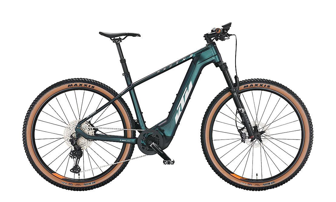 Biciclete electrice KTM MTB Hardtail