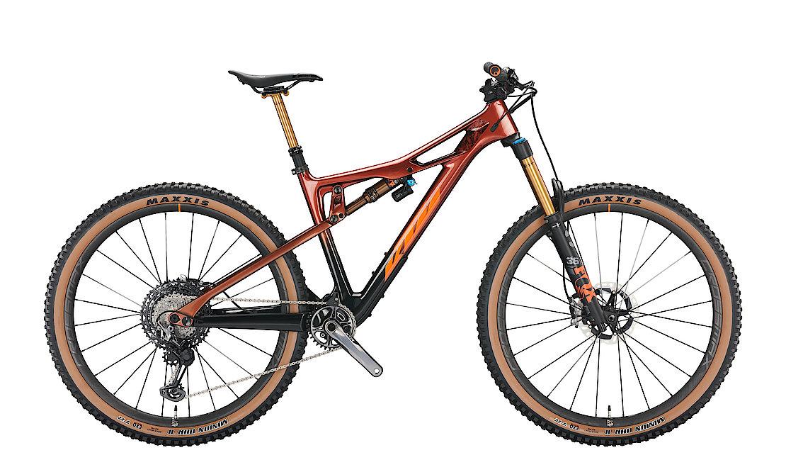 Biciclete KTM mtb fully