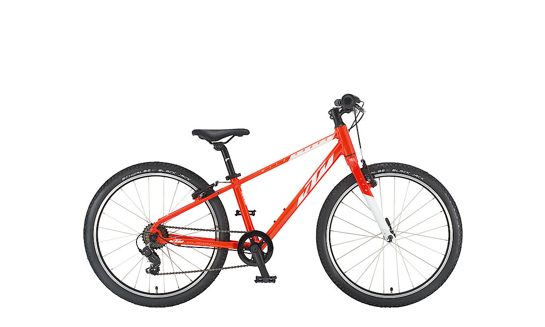 KTM youngsters / kids WILD CROSS 24 Biciclete