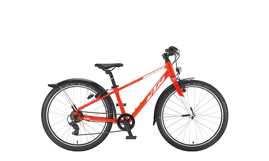 KTM youngsters / kids WILD CROSS STREET 24 Biciclete
