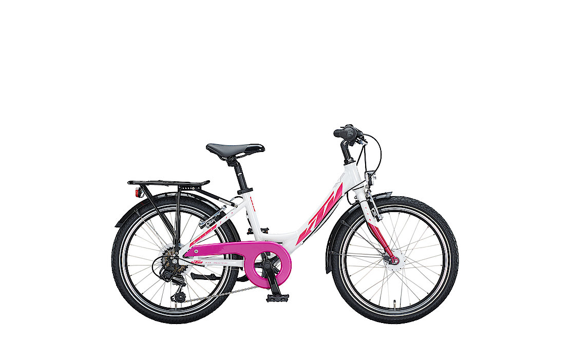 KTM youngsters / kids WILDCAT 20 Biciclete