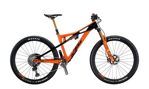 KTM MTB Fully PROWLER SONIC Biciclete