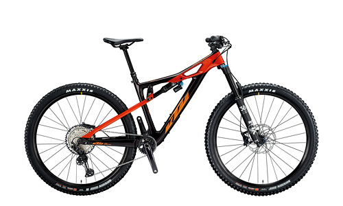 KTM MTB Fully PROWLER GLORIOUS Biciclete