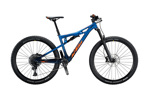 KTM MTB Fully PROWLER 292 Biciclete