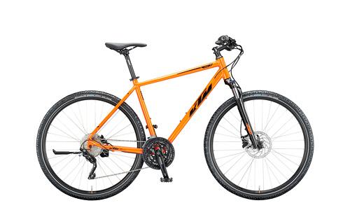 KTM Trekking Offroad LIFE CROSS Biciclete