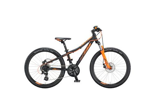 KTM Kids WILD SPEED 24.24 DISC Biciclete