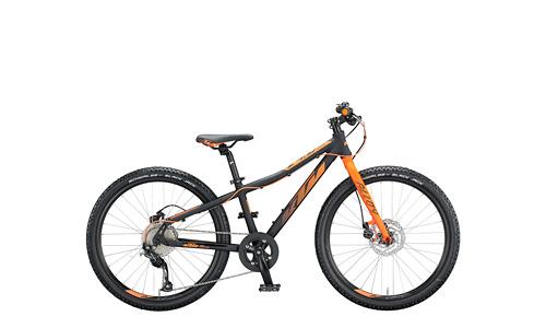 KTM Kids WILD SPEED 24.24 Biciclete
