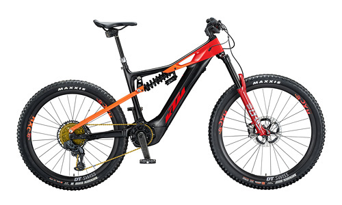 KTM E-MTB Fully MACINA PROWLER SONIC Biciclete electrice