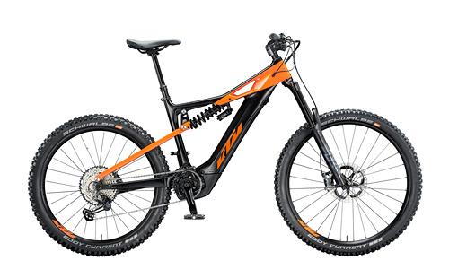 KTM E-MTB Fully MACINA PROWLER PRESTIGE Biciclete electrice