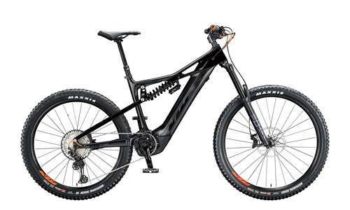 KTM E-MTB Fully MACINA PROWLER MASTER Biciclete electrice