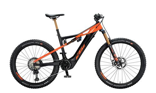 KTM E-MTB Fully MACINA KAPOHO PRESTIGE Biciclete electrice