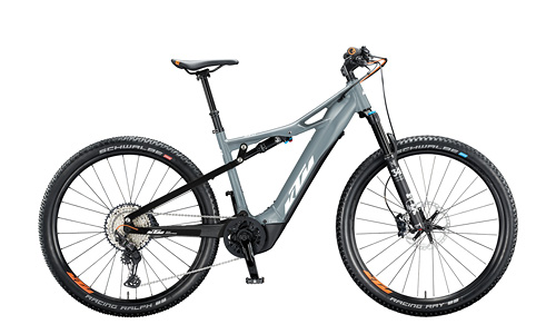 KTM E-MTB Fully MACINA CHACANA 291 Biciclete electrice