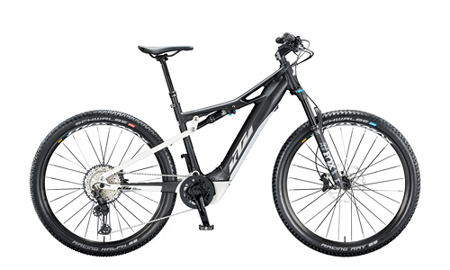 KTM E-MTB Fully MACINA CHACANA 292 Biciclete electrice
