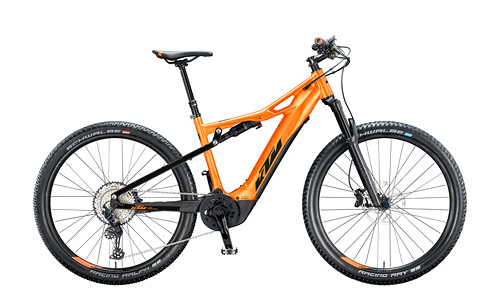KTM E-MTB Fully MACINA CHACANA 293 Biciclete electrice