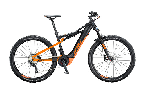 KTM E-MTB Fully MACINA CHACANA 294 Biciclete electrice