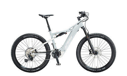 KTM E-MTB Fully MACINA LYCAN 271 GLORIOUS Biciclete electrice